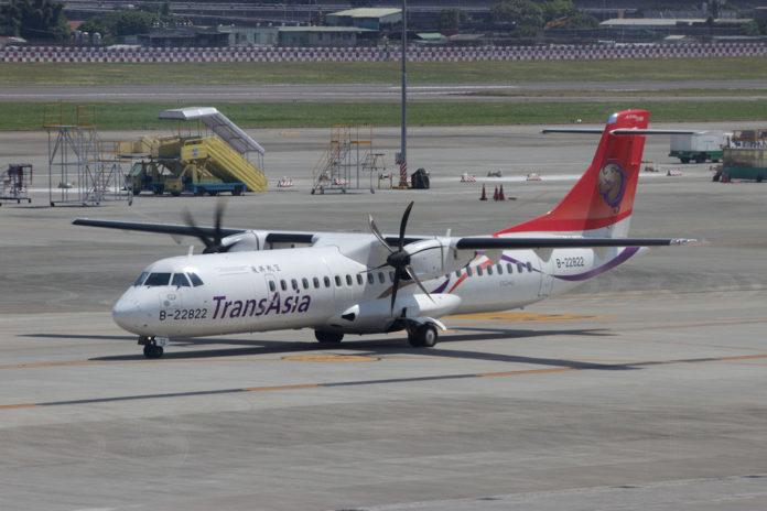 TransAsia Atr-72
