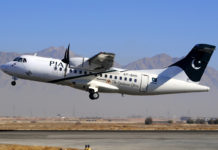 PIA Pakistan International Airlines ATR-42-500