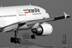 A310 di Iran Air