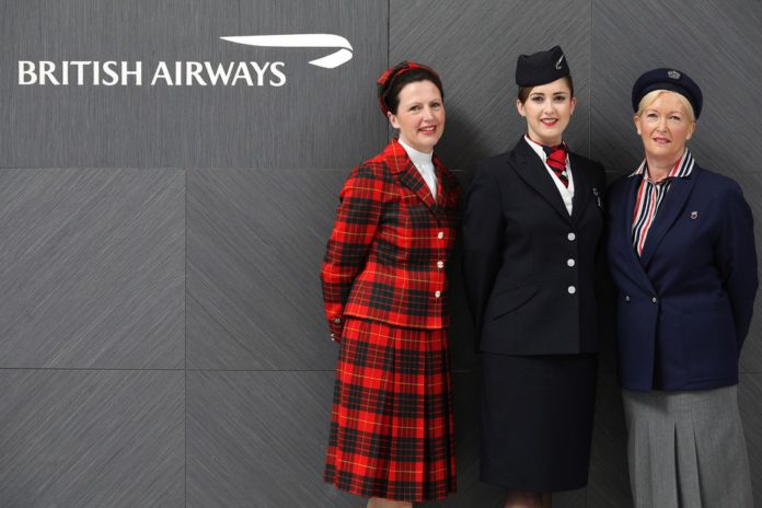 Assistenti di volo British Airways