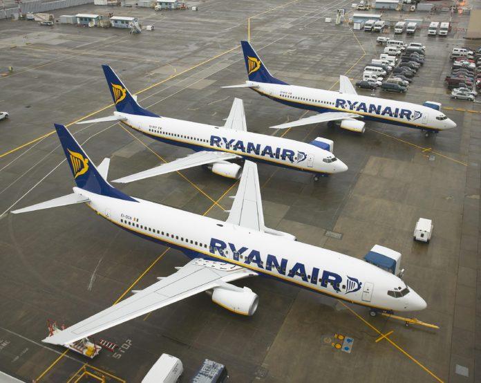 (C) Ryanair