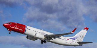 Norwegian Air Shuttle 737-800