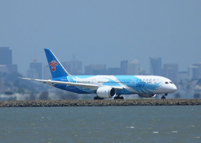 China Southern Airlines 787-8