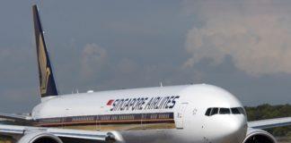 Singapore Airlines 777-300ER