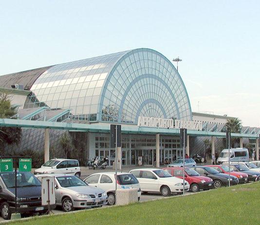 Aeroporto di Pescara - Foto: Ra Boe / Wikipedia, link: https://commons.wikimedia.org/wiki/File:Pescara_aeroporto.jpg