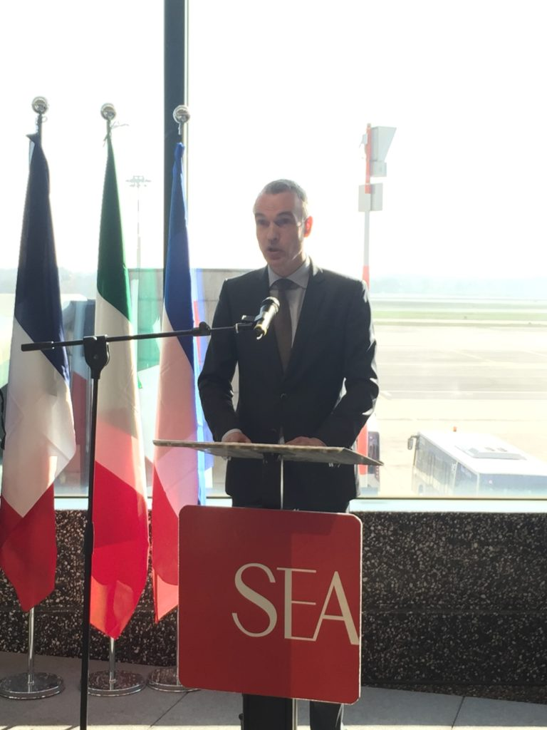 Barry ter Voert, SVP Europe Gruppo Air France-KLM