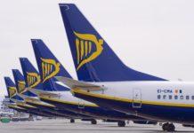 I voli in connessione con Ryanair stanno per diventare una realtà. Foto (C) Ryanair.