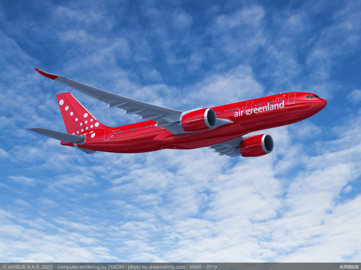 Air Groenlandia A330Neo